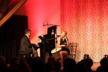 Isabel Münsch und Peter Bader bei Kulturgut 2018