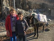 Jugendliche in Albanien