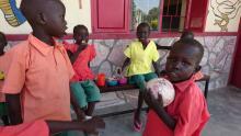 Kinder im Südsudan