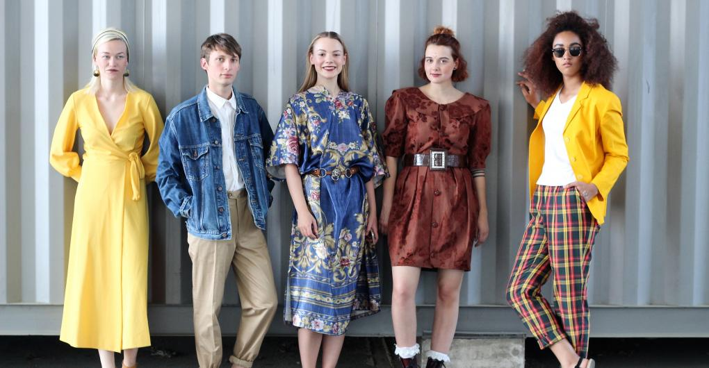 Große Auswahl an Vintage-Mode bei Vintys Nürnberg