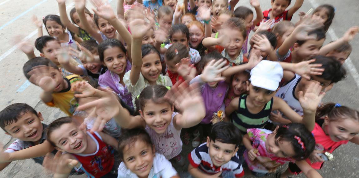 Unterstützung für Schulbildung im Libanon
